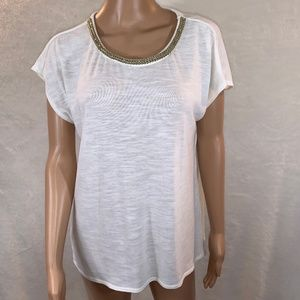 NY COLLECTION women's top size XL short sleeve